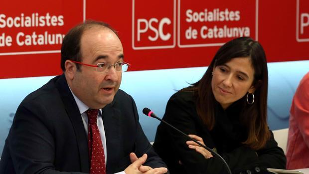 El PSC rechaza el apoyo del PP para una moción de censura en Badalona