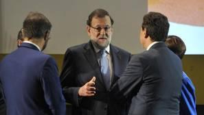 Rajoy, ante la semana decisiva del PSOE, llama a trabajar juntos por los grandes objetivos nacionales