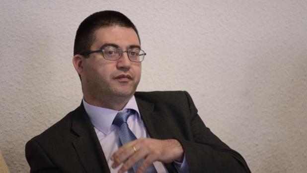 El delgado del área de Economía y Hacienda, Carlos Sánchez Mato