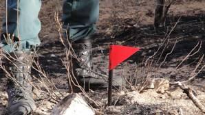 Así se investiga un incendio forestal