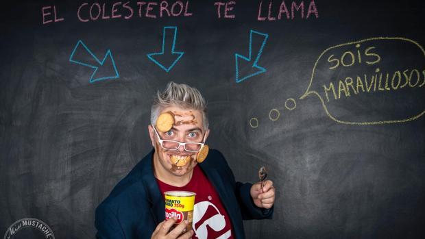Miki Dkai, còmic que actuarà a Valencia en el «Circuito Café Teatro»