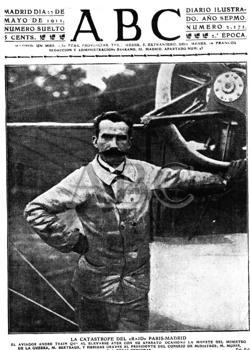 Una portada de ABC durante el raid