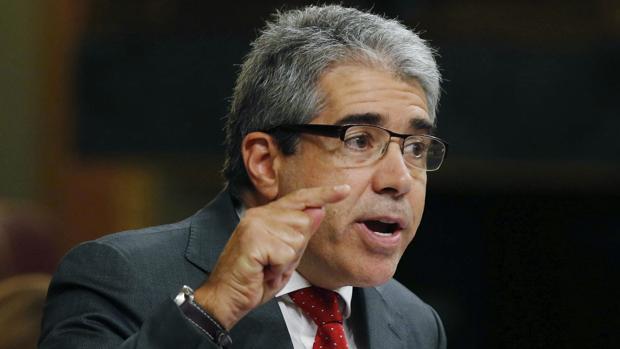 Francesc Homs, portavoz del PDC, antigua Convergencia