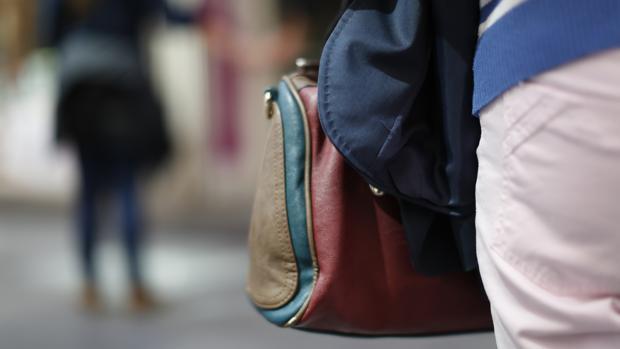 Bolsos y mochilas, objetivos preferidos de estos delincuentes que roban al desuido a viandantes