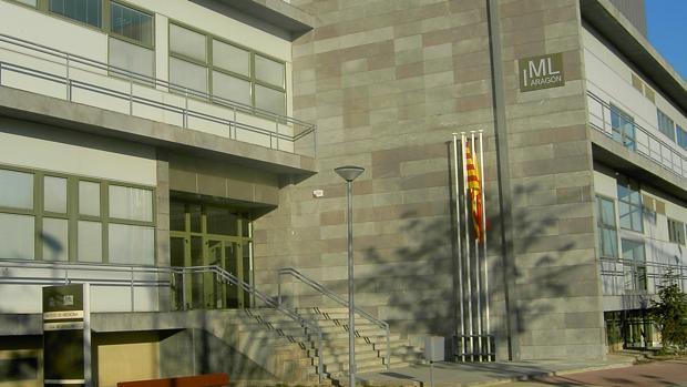 Sede del Instituto de Medicina Legal de Aragón