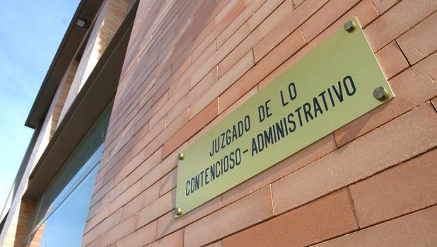 Fachada del Juzgado de lo Contencioso-Administrativo de Toledo