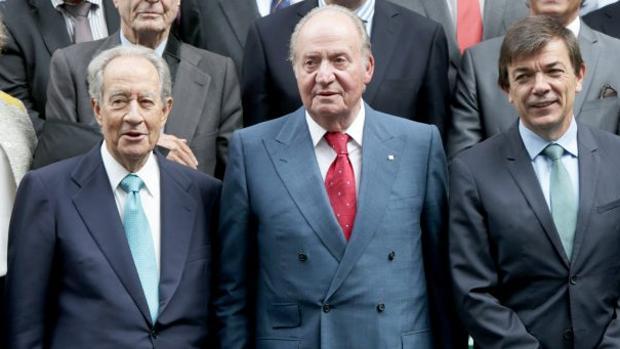 El Rey Don Juan Carlos, en la apertura del curso académico del Instituto Universitario de Investigación de la Fundacion José Ortega y Gasset