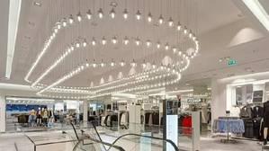H&M renueva su tienda en Gran Vía