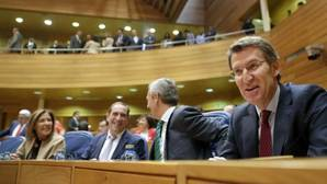 Arranca la X legislatura sin un claro líder de la oposición a Núñez Feijóo