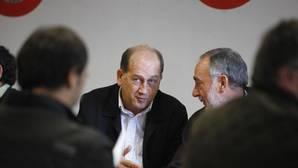 El golpe de mano de Ferraz agrava el conflicto entre los bandos del PSdeG