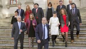 La oposición adelanta una batalla de tres grupos unidos contra el PP
