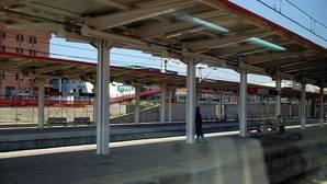 Muere un joven arrollado por un tren de Cercanías en Leganés