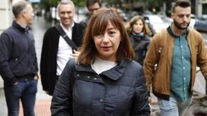 Podemos amaga con dejar de apoyar a Armengol en Baleares