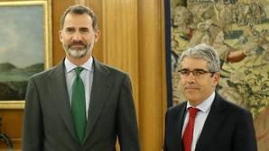 Homs reitera ante el Rey que pelearán la independencia «hasta el final»