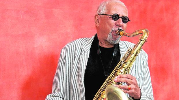 El saxofonista Charles Lloyd