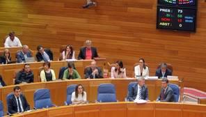 El Parlamento gallego se sitúa entre los más «baratos» de España