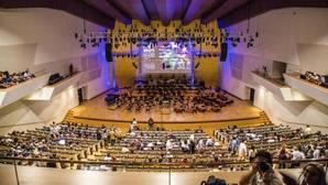 El auditorio ADDA tiene ya concertados cinco congresos con 7.500 participantes para 2017