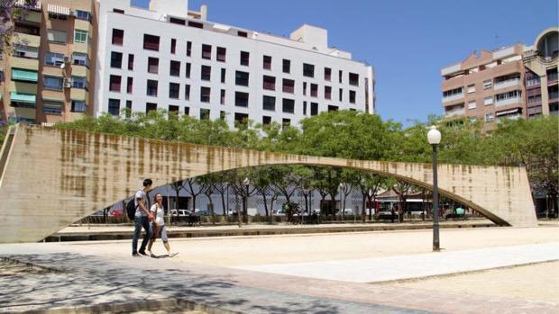 Barrio de La Florida en Alicante