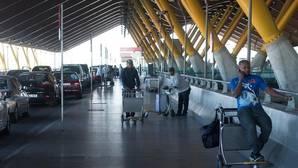 El euro que atrajo a las mafias al aeropuerto de Barajas