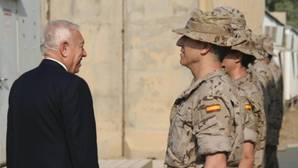 Margallo revisa las medidas de seguridad de la embajada de Bagdad ante el atentado en Kabul