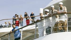 Madrid quiere convertirse en «puerto» de entrada y salida de cruceros de lujo