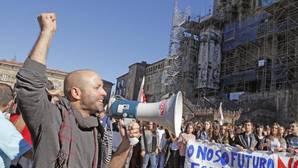 Villares justifica el chófer por su papel como líder de En Marea