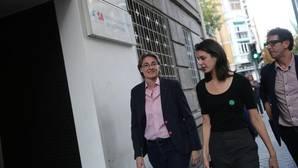 Dos ingresos hospitalarios de Carmena en un año