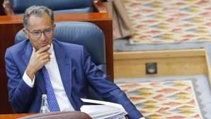 El portavoz del PP en la Asamblea presentará una querella contra la diputada que le acusa de maltrato