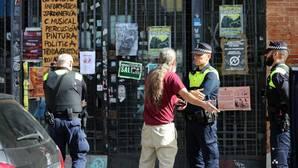 El Ayuntamiento rechaza expulsar a los okupas de La Almudena