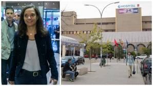 Sara Hernández duplica el IBI al Hospital de Getafe