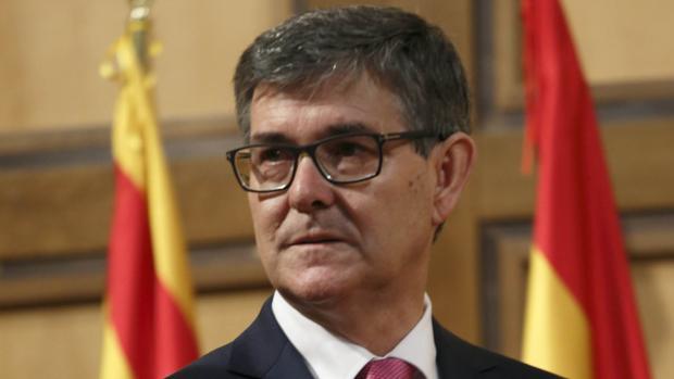 La oficina de Aragón en Bruselas está adscrita al departamento del consejero Vicente Guillén (PSOE)