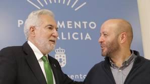En Marea desvía las críticas por el caso del chófer de Villares