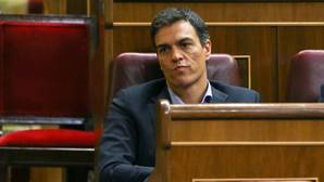 Rajoy, investido presidente del Gobierno con 15 noes del PSOE