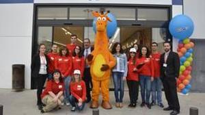 Toys «R» Us abre una tienda en Toledo para la campaña de Navidad