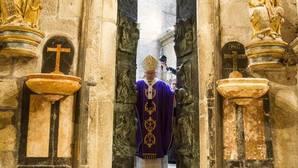 La Puerta Santa de la Catedral de Santiago se cerrará el domingo 13 hasta el Xacobeo 2021