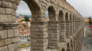 El Acueducto de Segovia rejuvenece 20 años