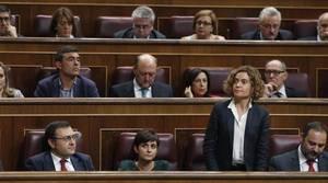 Los diputados díscolos del PSC anuncian su «firme voluntad» de «seguir trabajando» con el PSOE