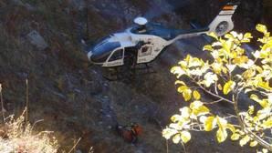 El montañero fue encontrado en estado crítico por los servicios de emergencias y falleció poco después