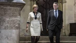 Puig llama a Rajoy para desearle «suerte» y pedir más financiación e inversiones para los valencianos