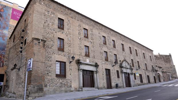 Edificio de la Alhódiga
