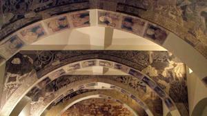 Ultimátum judicial a la Generalitat para que devuelva a Aragón los valiosos frescos románicos de Sijena