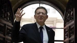 Ximo Puig, preocupado por que el Gobierno de Rajoy «cambie de actitud para la Comunidad Valenciana»