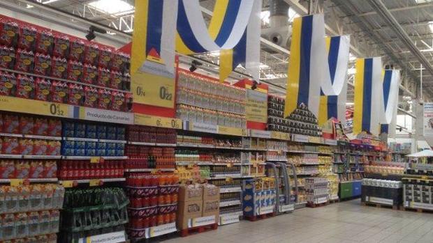 Productos de Canarias en Carrefour