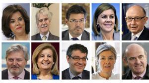 Guía rápida para conocer las biografías del nuevo gabinete de ministros de Rajoy