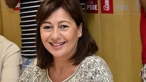 Armengol quiere que el PSOE celebre su congreso «lo más rápido posible»