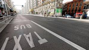 El Ayuntamiento de Madrid plantea cerrar la Gran Vía al tráfico para hacer frente a la contaminación