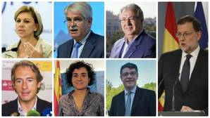 Las caras nuevas del Consejo de Ministros