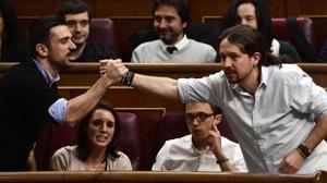 Iglesias, sobre Espinar: «Es un comportamiento perfectamente sujeto a la ética y al sentido común»
