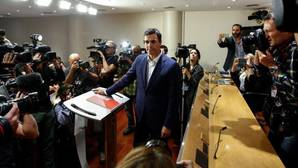 Los críticos con la gestora del PSOE defienden a Sánchez