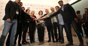 Ribó se solidariza con la alcaldesa de Berga, detenida por mantener la «estelada» en el Ayuntamiento